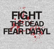 Fight The Dead, Fear Daryl by stevebluey