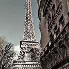 Eiffel Tower 6 by David Mapletoft