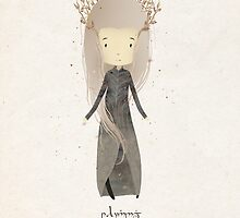 "Cute Thranduil / ""The Hobbit"" by koroa"