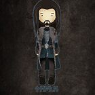 "Cute Thorin Oakenshield  / ""The Hobbit"" by koroa"