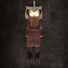 "cute Gimli son of Gloin / ""the Lord of the Rings"" by koroa"