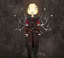 "Cute Boromir / ""the Lord of the Rings""   by koroa"