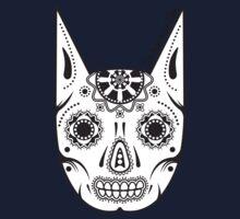 Dia de los ManBat - Hero sugar skull Kids Clothes