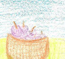 Plum Picnic by Kieran Rundle