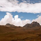 Pichincha Volcano 2 by Paul Wolf
