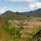 Pululahua Crater in Ecuador by Paul Wolf