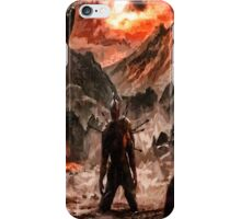 Defiant to the End iPhone Case/Skin