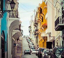 Old San Juan_4, Puerto Rico by Elizabeth Thomas