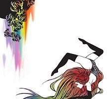 Rapunzel by Crystal Peel