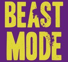 Beast Mode by MikeZuniga