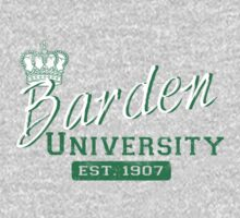Barden University by Konoko479