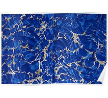 """Day 104   365 Day Creative Project  """"Endpapers"""" Poster"""