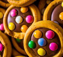 UFO Cookies by Matti Ollikainen