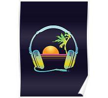 Beach Sounds Poster