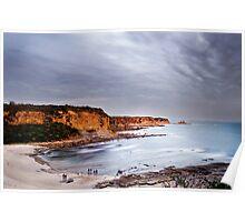 Shack Bay - Bunurong Coast  Poster