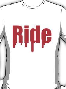 Ride Graffiti T-Shirt