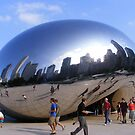 Cloud Gate, Chicago by Paul Watson