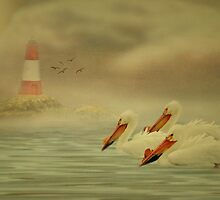 In the Mist by swaby