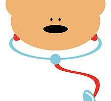 Teddy bear doctor by chrisbears
