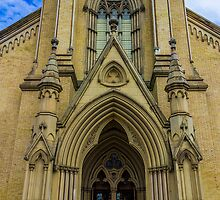 St. James Cathedral by baneling