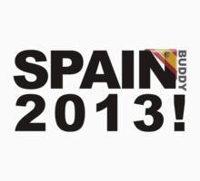 Spain Buddy 2013! by SpainBuddy
