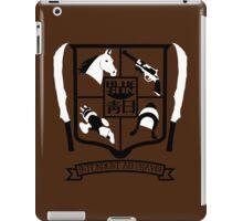 Firefly Fan Crest iPad Case/Skin