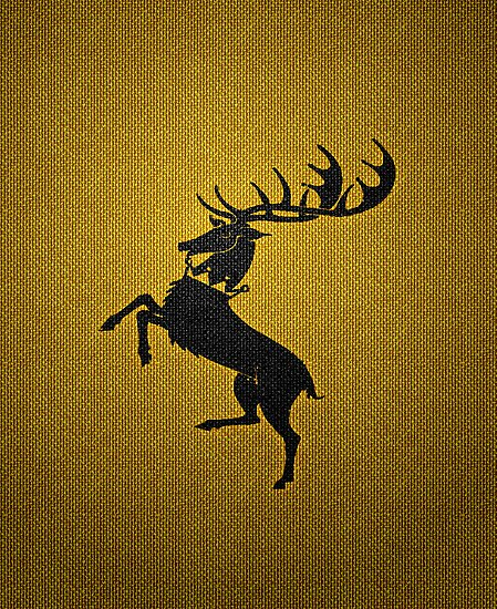 Game of Thrones - House Baratheon by Guilherme Bermêo