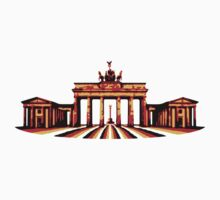 Brandenburg Gate / Brandenburger Tor by MrFaulbaum