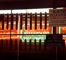 NY - Katz's Deli by thefifthAce