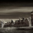 Brittannia Barracks. by Gordon Holmes