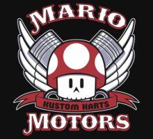 Mario Motors Kustom Karts by odysseyroc