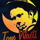 Tom Waits   by Celticana