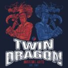 Twin Dragon Martial Arts by TeeKetch