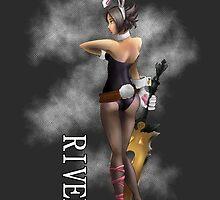 Battle Bunny Riven by L4urasaur