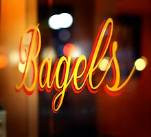 Bagel shop by melissasteep