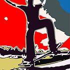 Skateboarder by ChrisButler