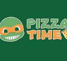 Pizza Time! by thehookshot