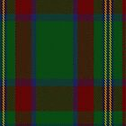 02013 Crieff & Strathearn #1 District Tartan Fabric Print Iphone Case by Detnecs2013
