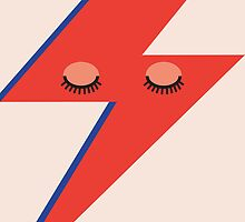 David Bowie - Minimal Poster by eszoteric