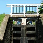 Watford Staircase Lock, Grand Union Canal..........! by Roy  Massicks