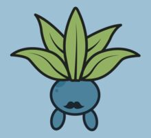 Gentlemon - Oddish by Nicholas Poulos