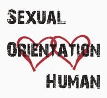 Sexual Orientation- Human by QueerSpace