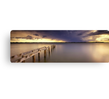 Cleveland Point Jetty Canvas Print