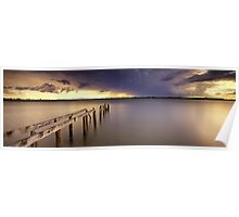 Cleveland Point Jetty Poster