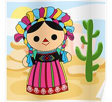 Maria 3 (Mexican Doll) Poster