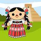 Maria 4 (Mexican Doll) by alapapaju