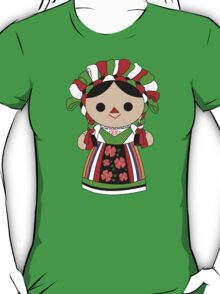 Maria 5 (Mexican Doll) T-Shirt