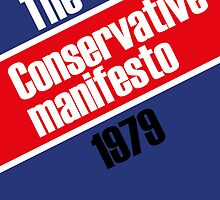 The Conservative Manifesto 1979 by EddieMalone