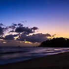 Sunrise from Ellis Beach by Silken Photography