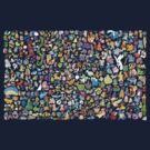 Pokemon Collage- Original 150  by ksanwal